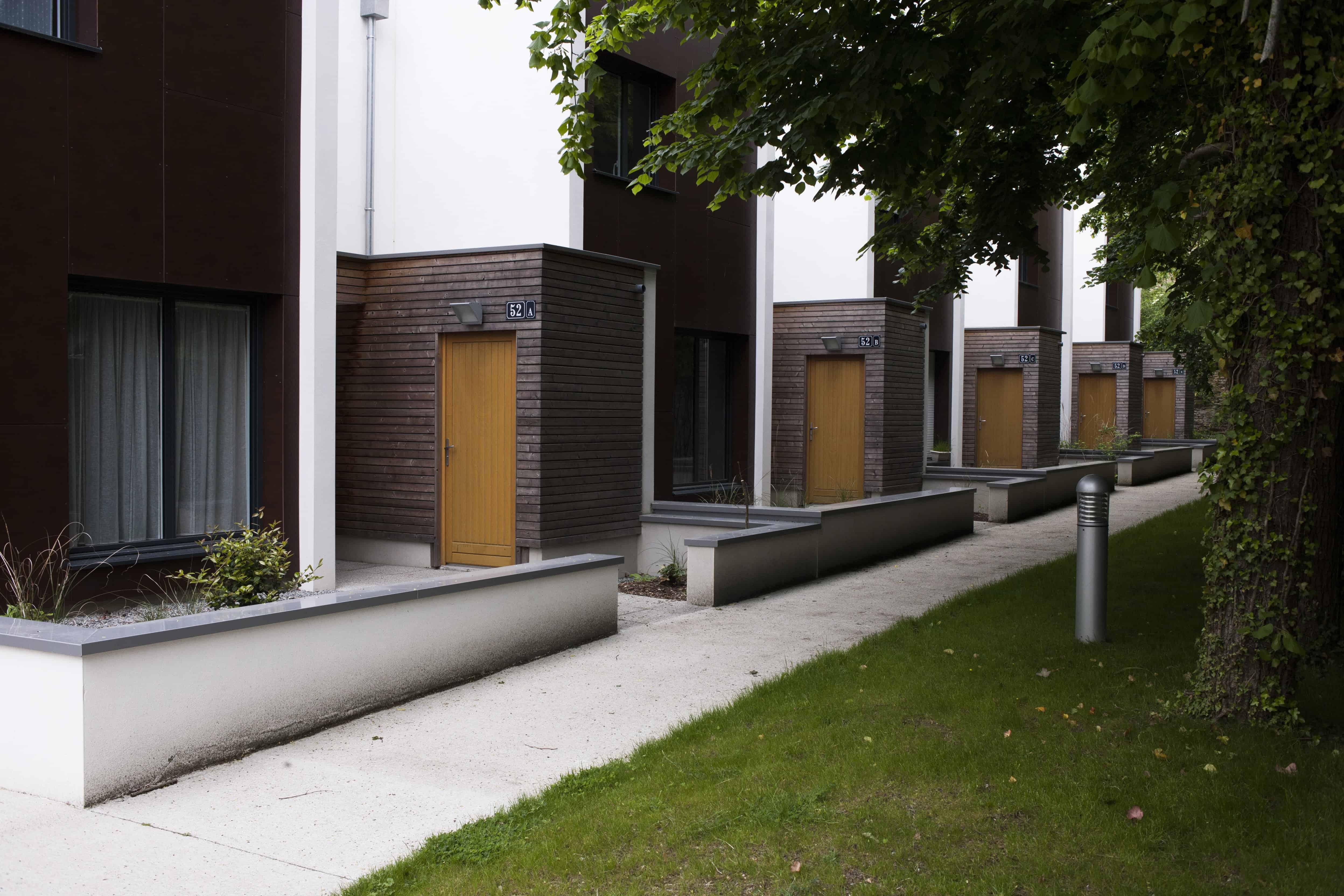 le lieu de vie interg n rationnel la rue papu rennes habitat et humanisme. Black Bedroom Furniture Sets. Home Design Ideas