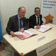 Convention EDF3
