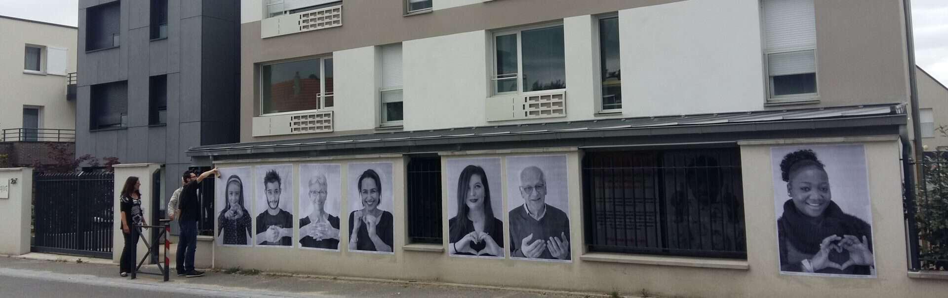 Loiret Collage De L'expo