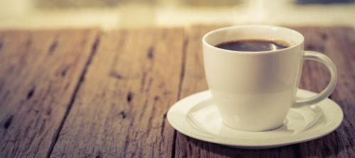 Accueil thé café