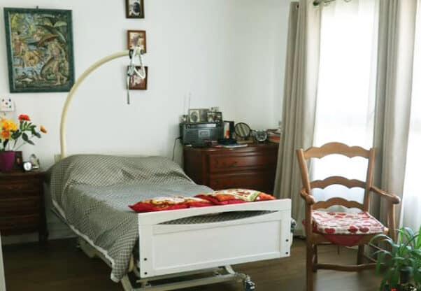 Chambre Ehpad St Sacrement