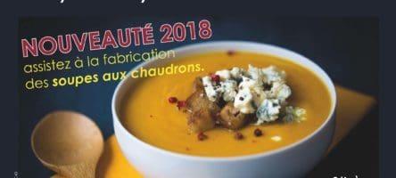 Affiche Soupe Des Chefs 2018 5è édition Definitf