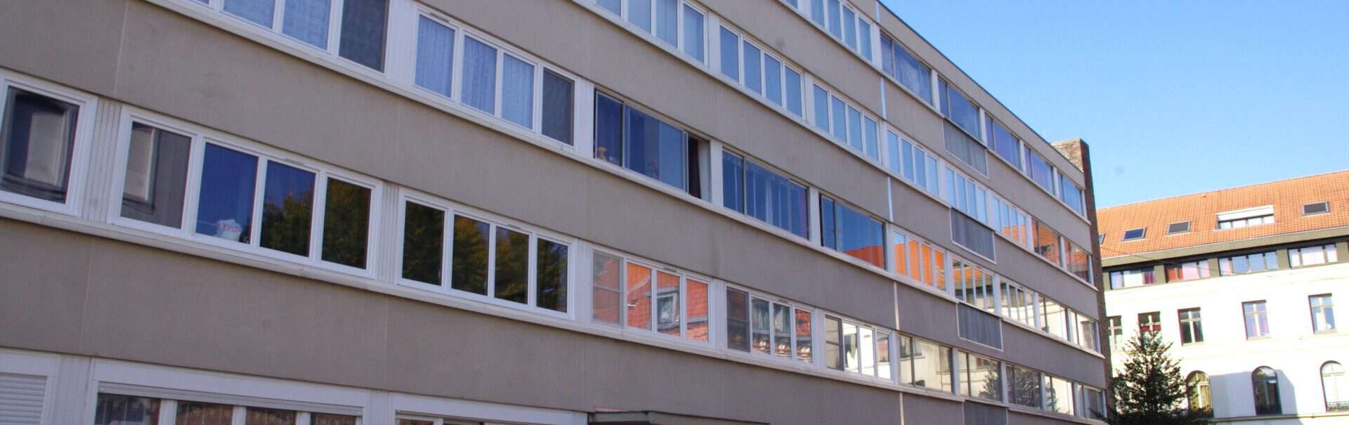 Inauguration Logement Tourcoing
