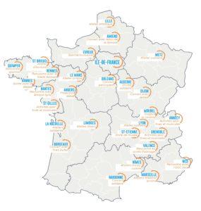 Carte Des Activations