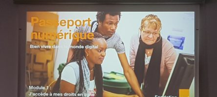 Formation Fondation Orange