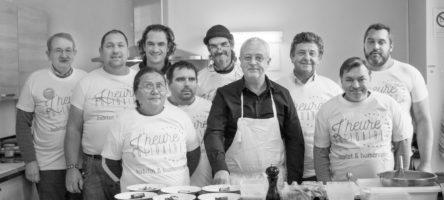 Heure Solidaire 2019 Photo Atelier Cuisine