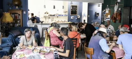 Escales solidaires hors les murs : des repas livrés aux plus démunis