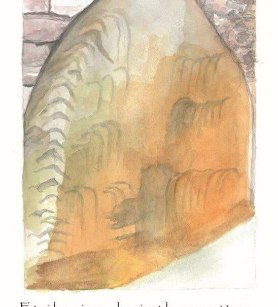 Mars 2020. Visuel Carton D'invitation Locmariaquer