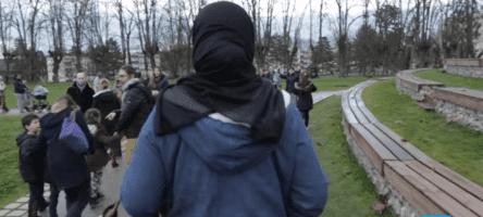 Du mont Sinjar à l'est de la France : le prix de l'exil pour les femmes yazidies