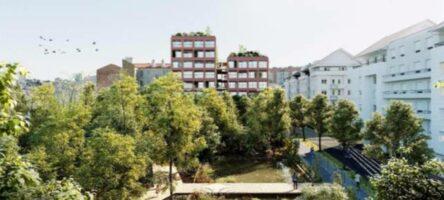 Pré-Saint-Gervais : Cogedim et Habitat et Humanisme en duo pour réaliser un projet résidentiel sur la friche Busso