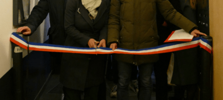 Inauguration Rue De Clichy Paris Web