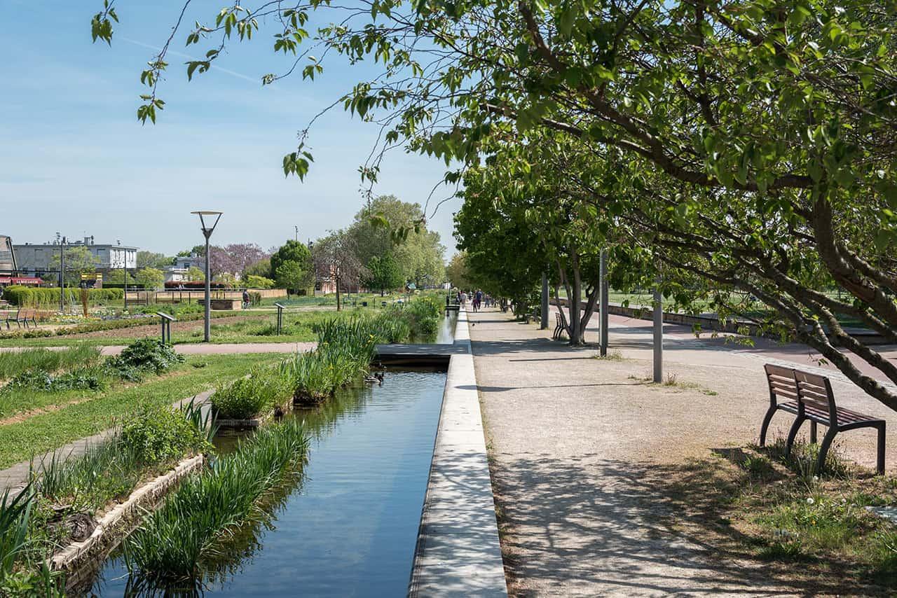 Balades Parc de Gerland