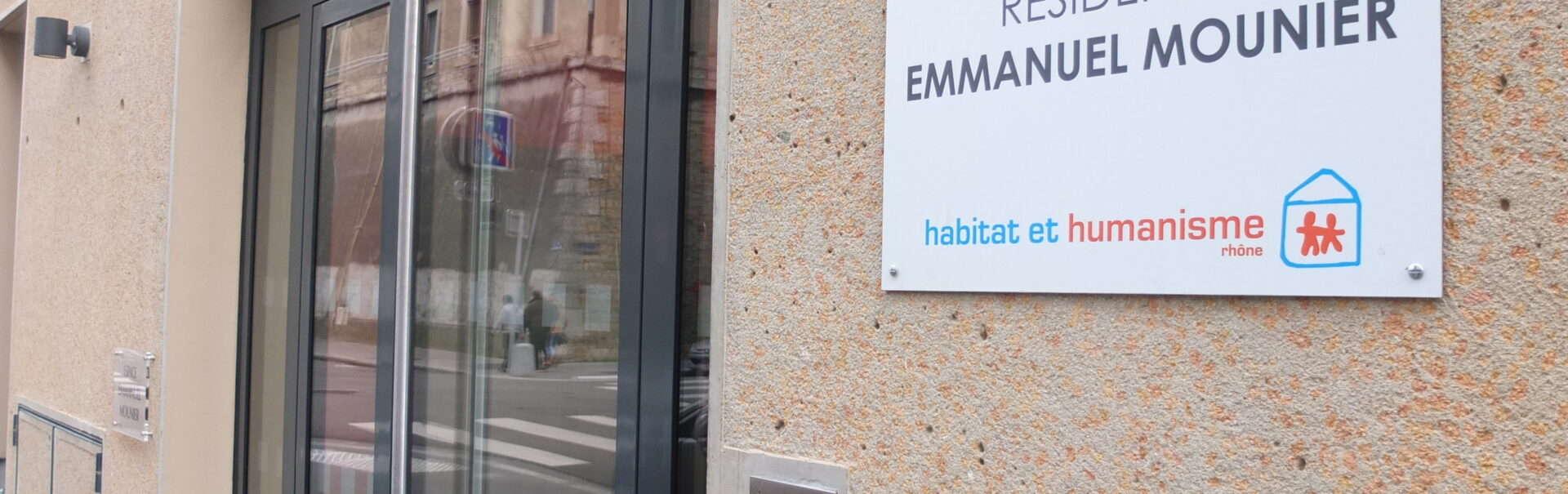 Résidence Emmanuel Mounier