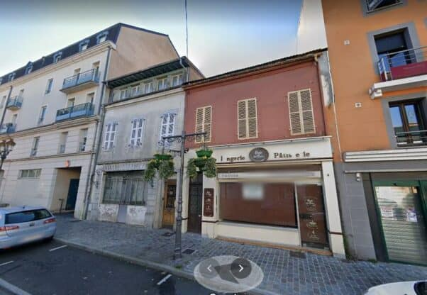 Hh Pyrénées Adour Tarbes Maison Avenue Marne