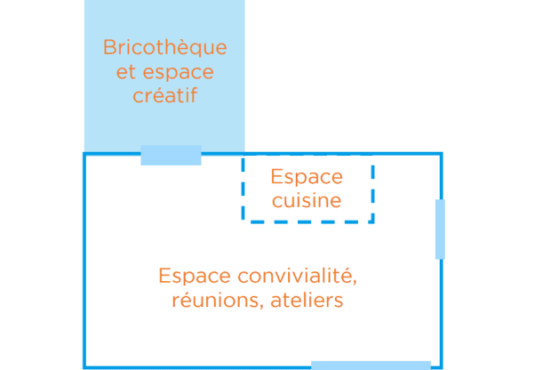 Plan Espaces Maison Du Coin Brunoy