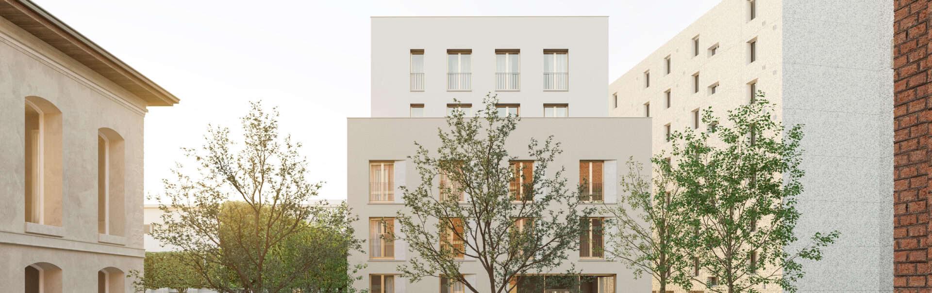 Saroam Arcueil Place Hd
