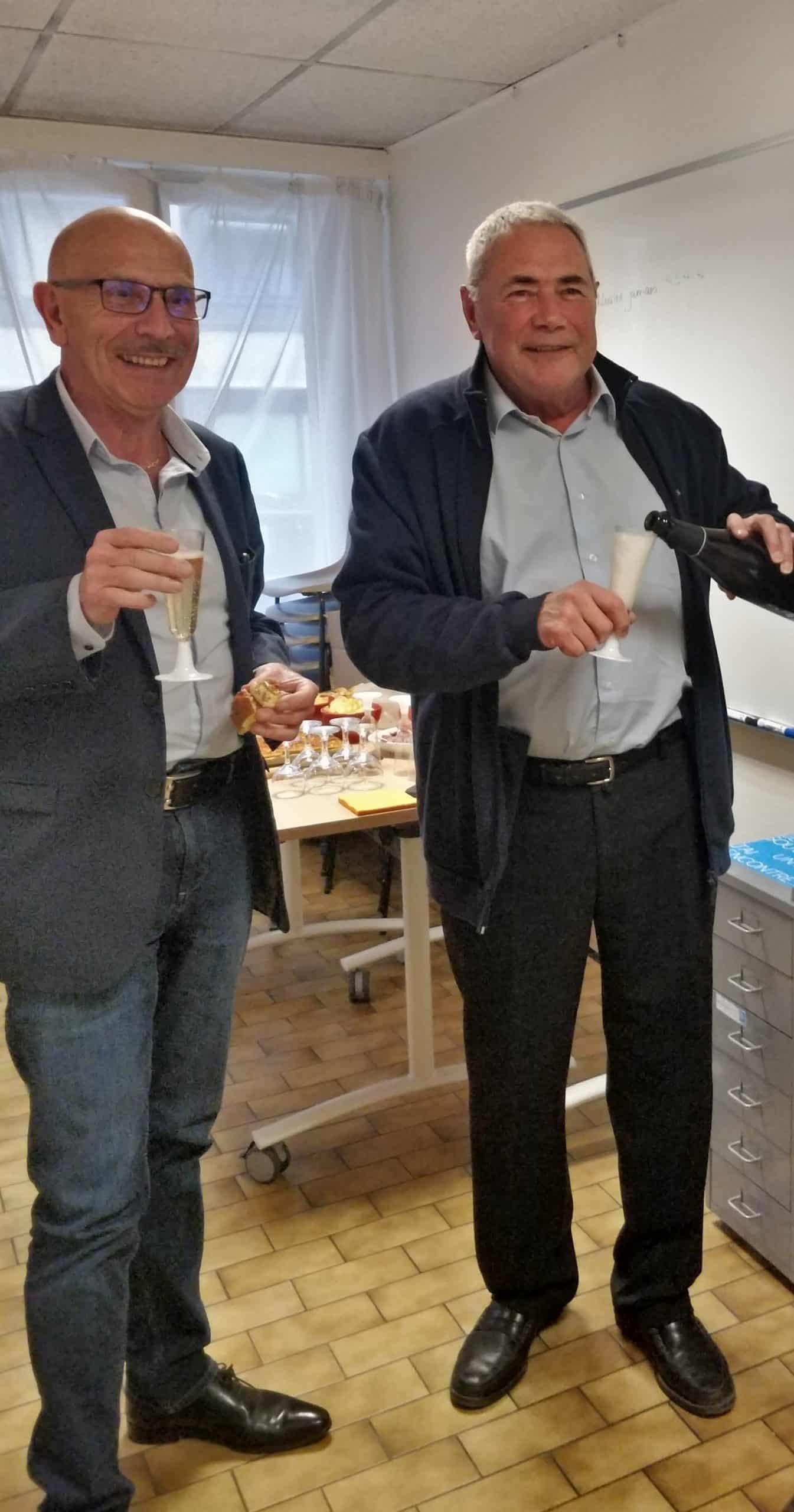 Ag Hh 2021 Avec Jean Et Alain