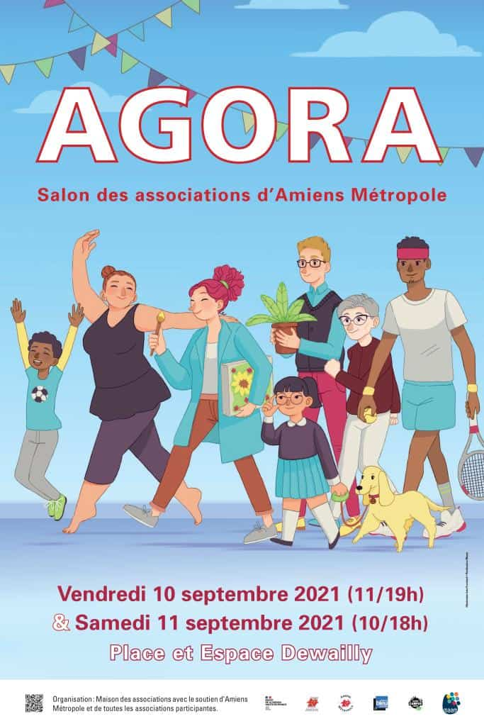 Agora Salon Des Associaions D'amiens Metropole