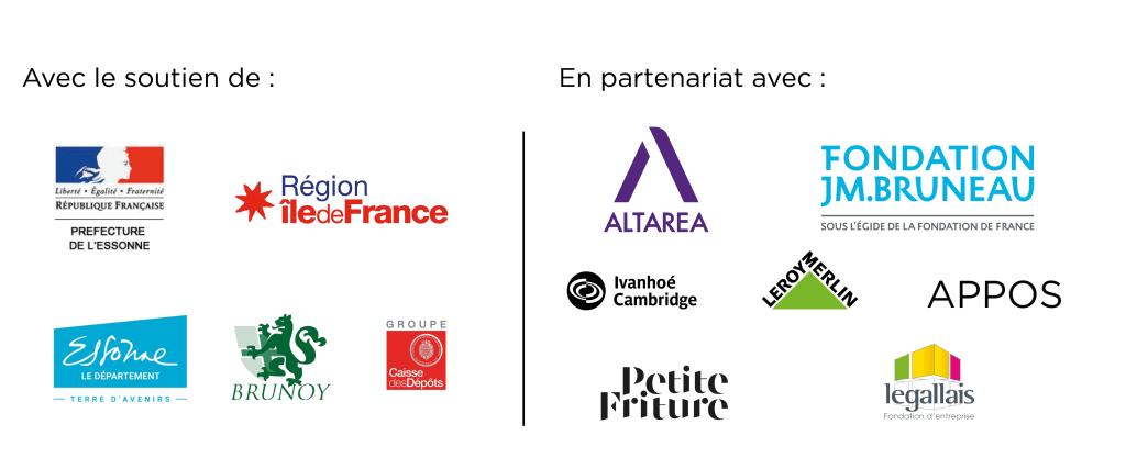 Banniere Financeurs Partenaires