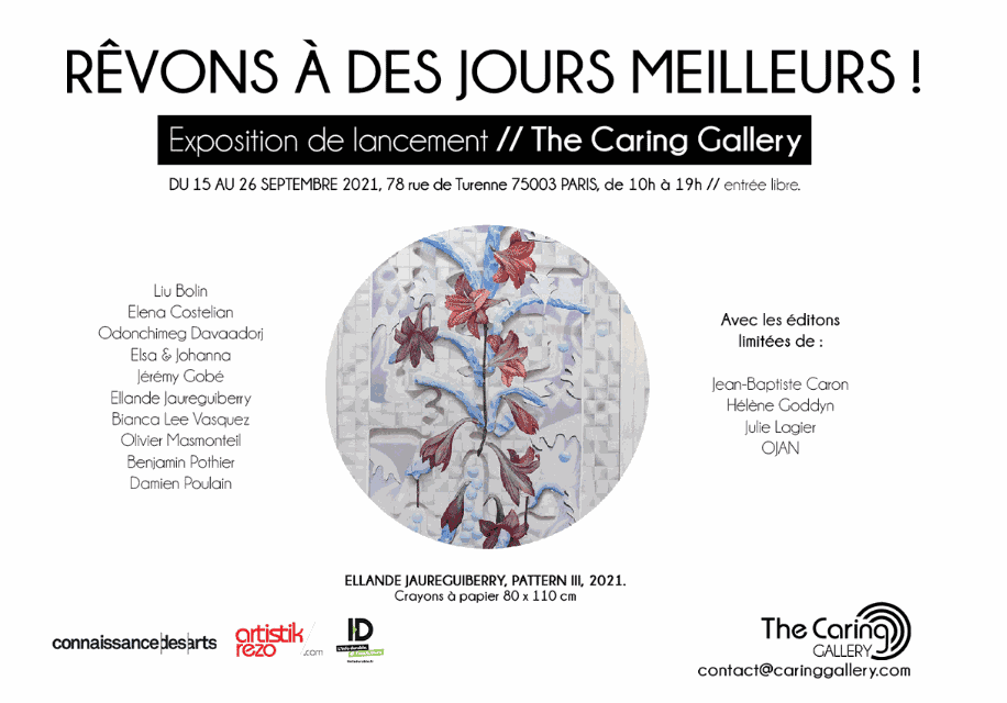 Revons A Des Jours Meilleurs The Caring Gallery